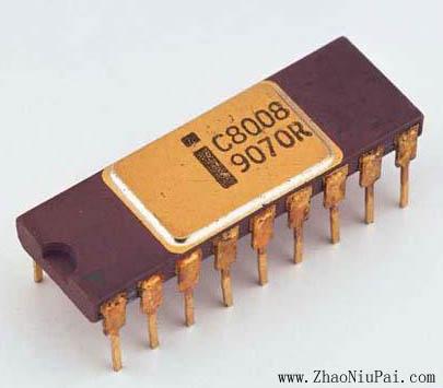 intel cpu:8008