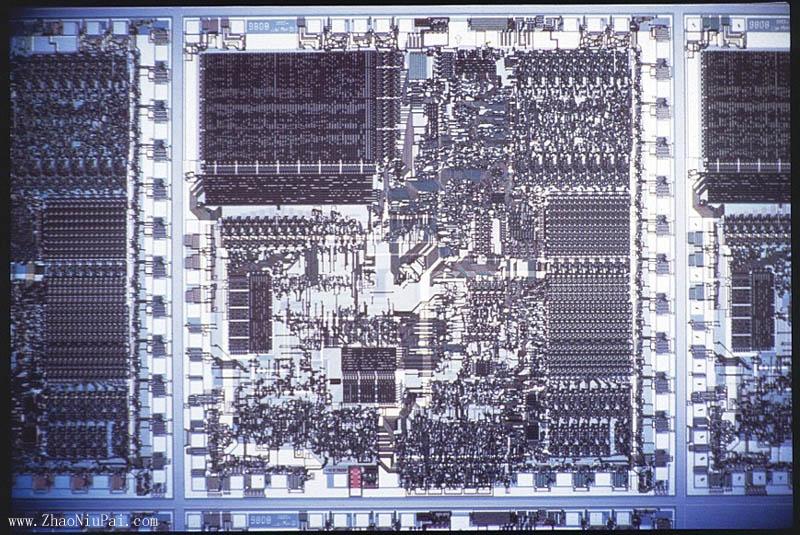 intel 8086处理器内核
