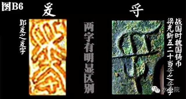 郢爰和魏梁充寽釿五二十当寽比较