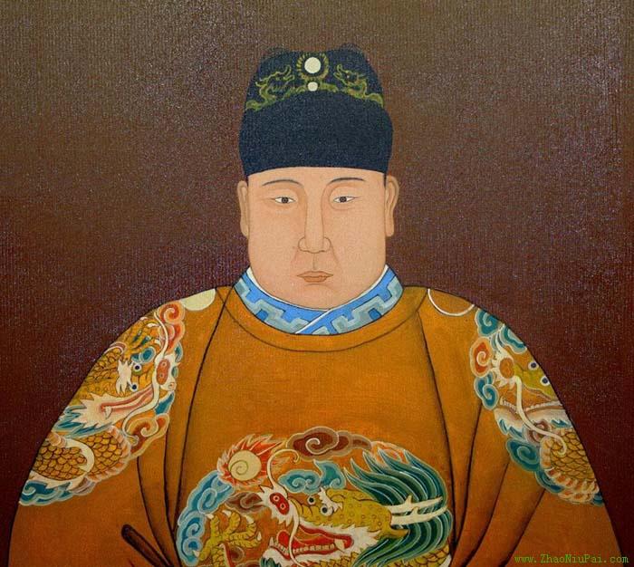 建文帝朱允炆(1377年-?)