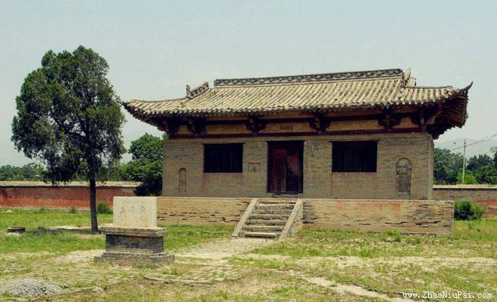 广仁王庙正殿