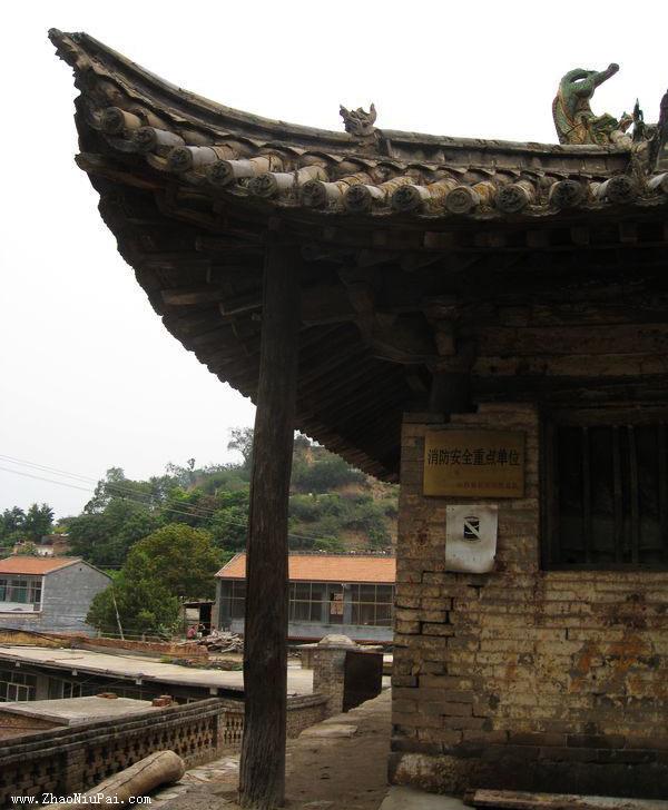 天台庵(修缮中)