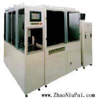 硬盘厂商用于扫描和测试盘片的机器,每小时可以处理600个盘片