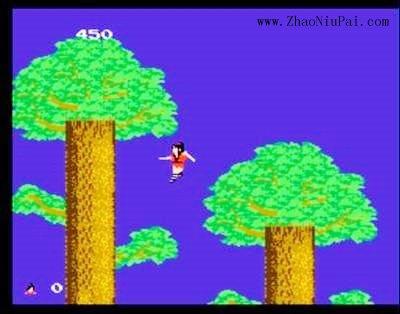 小霸王游戏机和那些游戏:影子传说