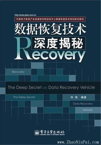 《数据恢复技术深度揭秘》PDF、TXT电子版下载