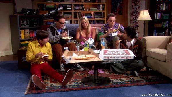 The Big Bang Theory(生活大爆炸)