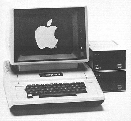 曾经的50大最好的科技产品:Apple II型计算机