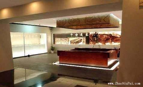 辛追地下寝宫展馆(马王堆汉墓)
